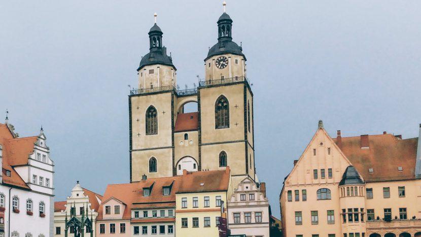 Wittenberg: Stadtkirche